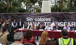 SEMANARIO BALUN CANAN: Candidatos se unen y firman manifiesto para defend...
