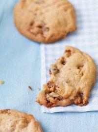 Biscuits au beurre d'arachide et aux Oh Henry!