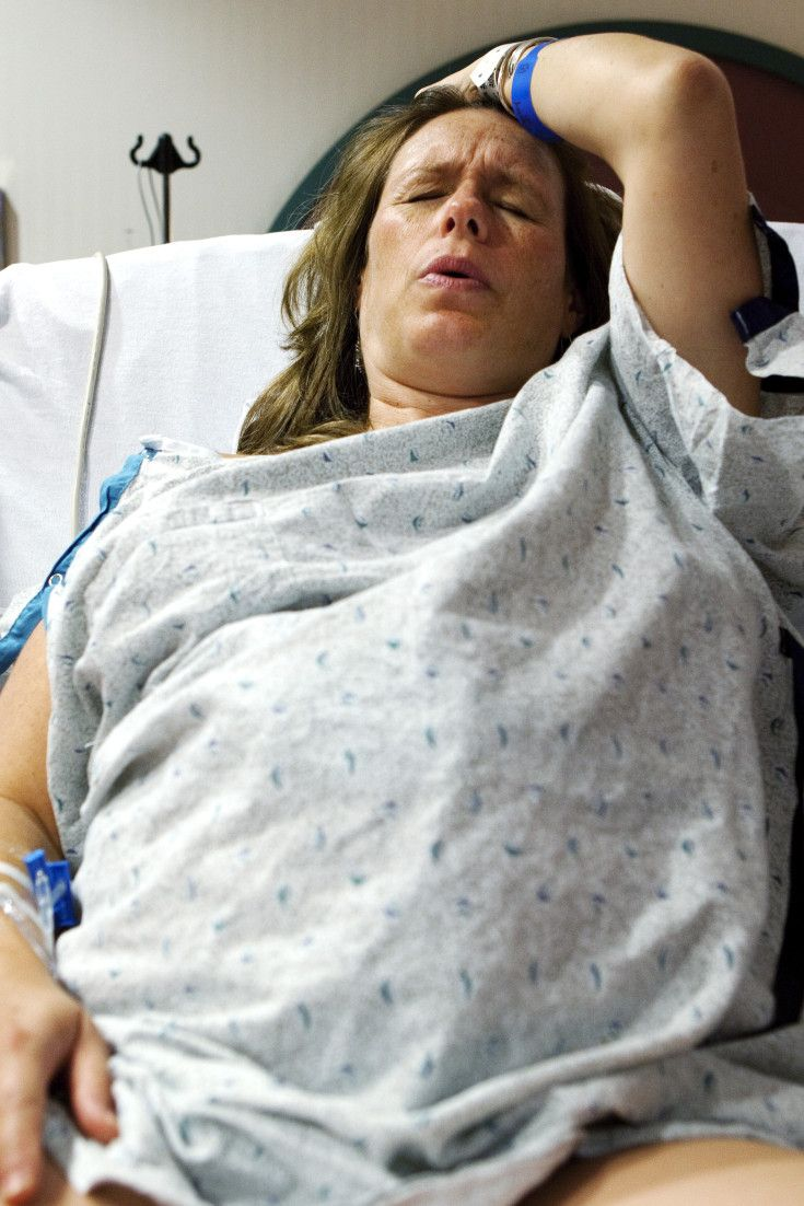 Natural Birth After A Caesarean: New Guidelines Assure Women It's 'Possible And Safe'