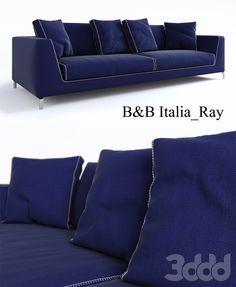 B&B Italia sofa Ray