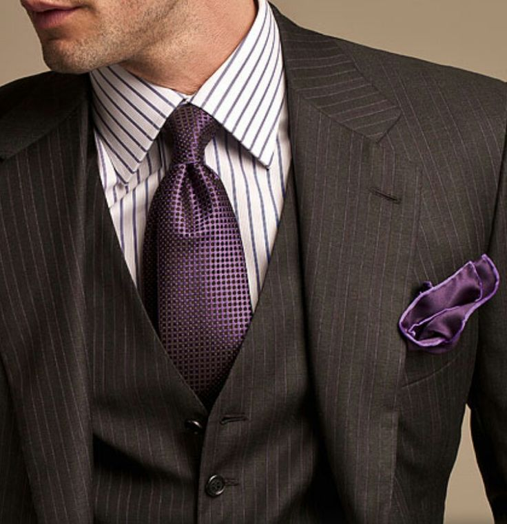 And here is how the men can get in on the Pantone color of the year, Radiant Orchid.
