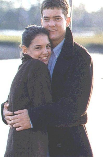 katie holmes and joshua jackson dating history