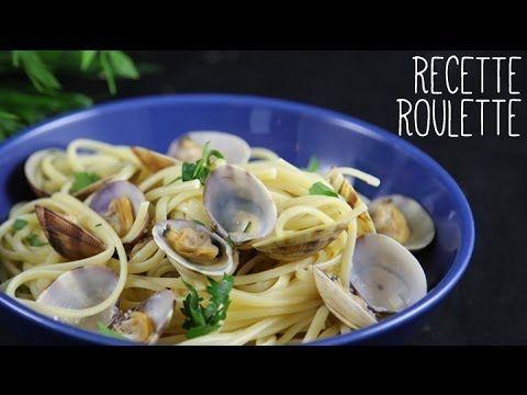Linguini alle vongole : pâtes aux coques
