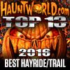 2016 Best Haunted Hayrides and Haunted Trails