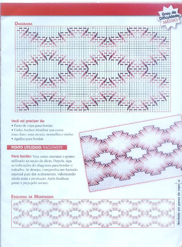 Arte Fácil Bordados n.º 07 - Rosilda Maria - Picasa Web Albümleri