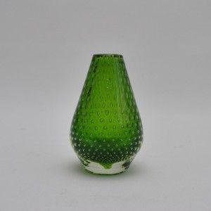 Vase fra Magnor glassverk