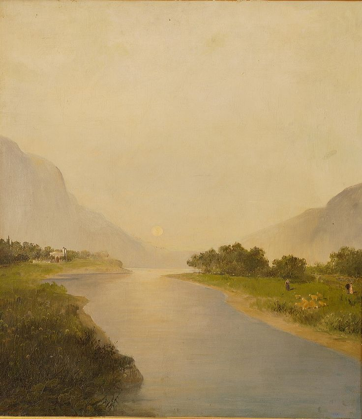 volanakis paintings - Google Search