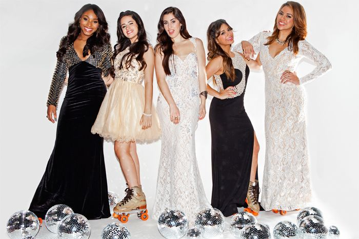 See How Fifth Harmony Is Ushering in Prom Season (Yes, It's Here Already!) like if u know what I mean