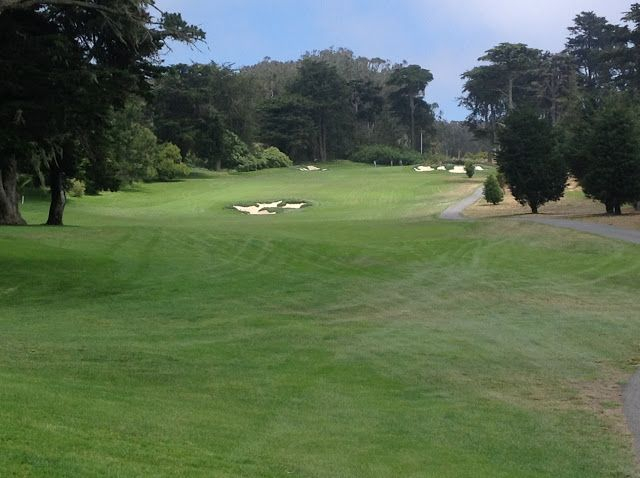 Anarchist's Guide to Golf Course Architecture: More from The Presidio Golf Course