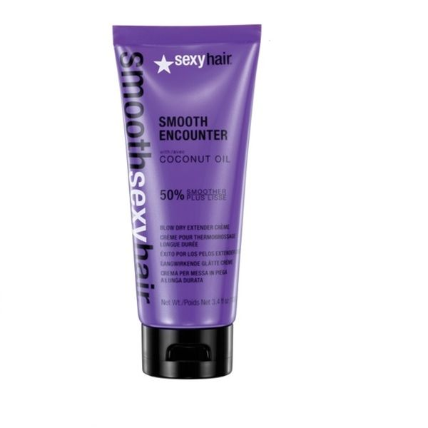 Smooth Sexy Hair 3.4-ounce Smooth Encounter Blow Dry Extender Cream - Overstock™ Shopping - Top Rated Sexy Hair Styling Products
