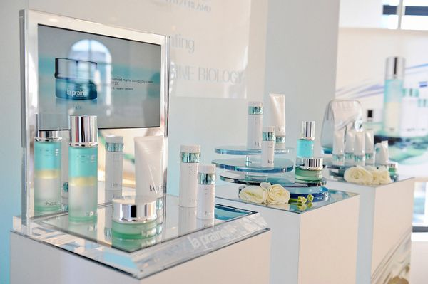 PAST PRODUCT DISPLAYS & EVENTS  - via Behance