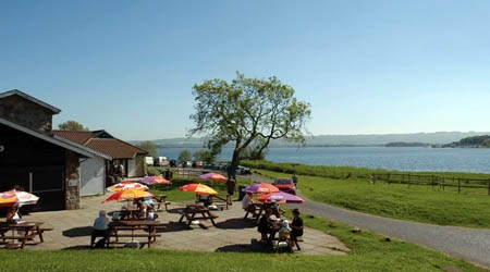 Chew Valley Lake  http://www.bristolwater.co.uk/leisure/chewIndex.asp