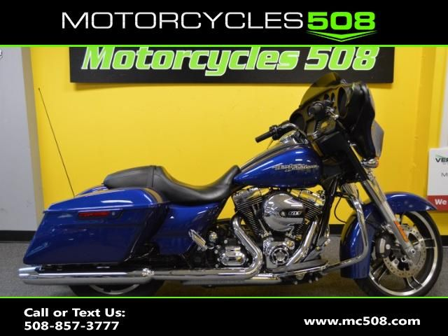 Used 2015 Harley-Davidson FLHXI Street Glide for Sale in Brockton MA 02301 Motorcycles 508