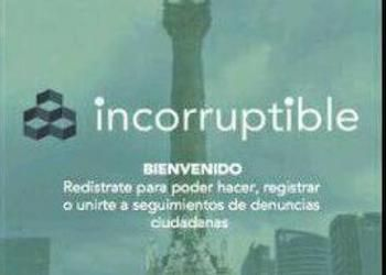 A number of civil organizations in Mexico have introduced a new mobile phone application called Incorruptible that is designed for citizens to report corruption. In addition to reporting on corruption, citizens can also follow up on the complaints they have filed, track what other complaints have been made and even work with local officials. Similar applications have been launched in Argentina and Brazil but to date they have failed to produce significant results.