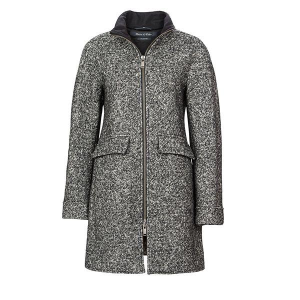 Warming coat from #MarcOPolo l #DesignerOutletParndorf