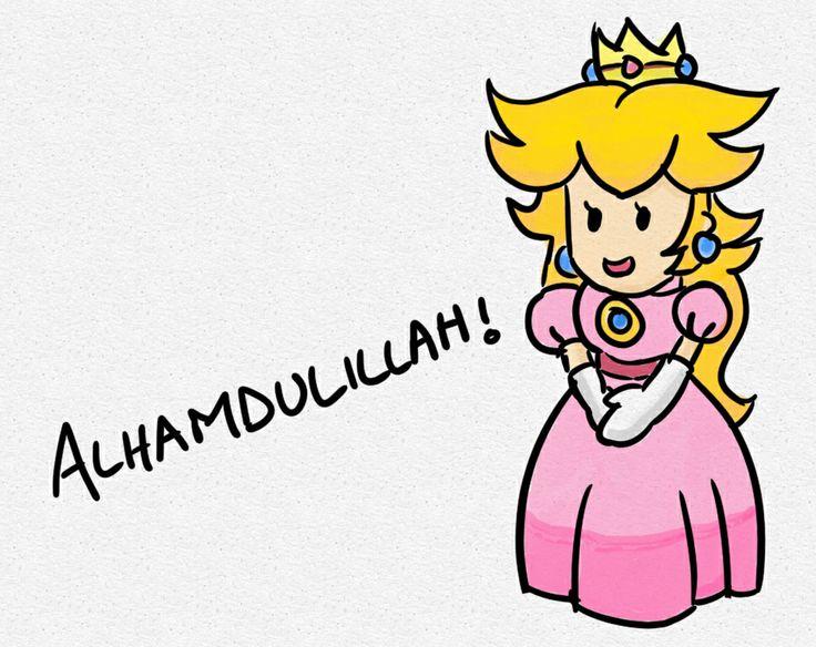 Peach - Alhamdulillah