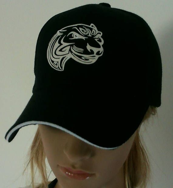 Unisex Adults Graphic Tribal Sports Cap Hat (B) - Tribal - Tribal style - Tribal wear - Tattoo graphic - Tribal graphic - Vinyl