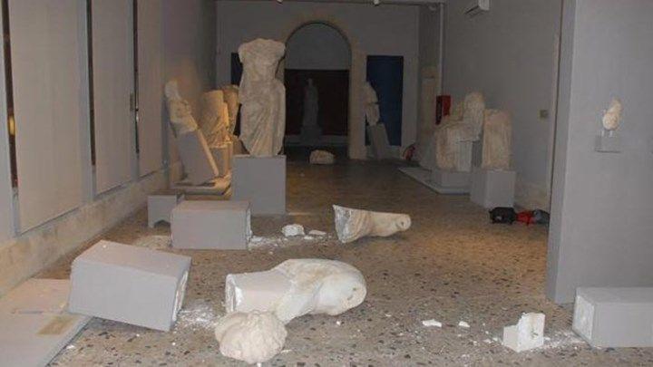 Σοβαρές ζημιές σε μνημεία και αρχαιολογικούς χώρους της Κω