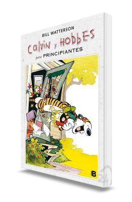 Con nuevo diseño de cubierta, una de las colecciones más emblemáticas del cómic mundial, Calvin y Hobbes creada por Bill Watterson. Calvin y Hobbes relata, en clave de humor, las aventuras de Calvin (un niño de seis años) y Hobbes (su tigre de peluche). http://www.24libros.com/humor/477/calvin-y-hobbes-para-principiantes.html