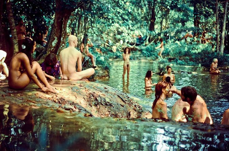 Love, Bums, and Drum Circles: Postcards from a Modern-Day Hippie Paradise