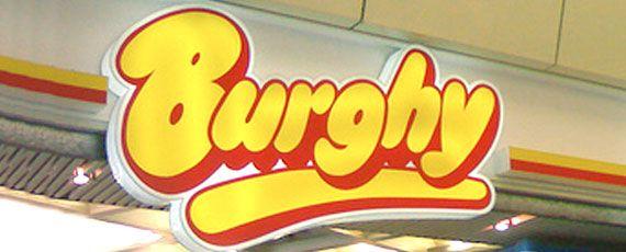 Burghy ('82-'96), il mitico Fast Food dei Paninari  #paninari