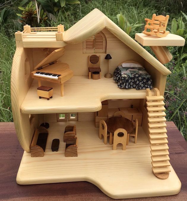 Horywood工房 手作りで木の温もりが溢れるオリジナルな木のおもちゃ
