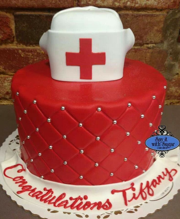Cake Decorations For Nurses : 25+ best ideas about Nurse cakes on Pinterest Nursing ...