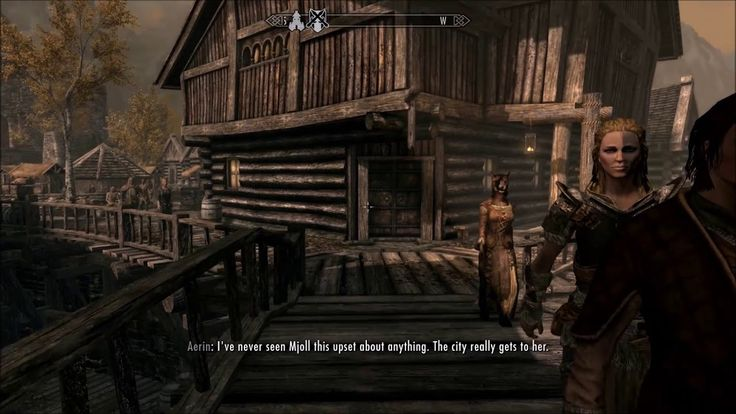 awesome The Elder Scrolls::Skyrim::Episode 19::Get Your Tin Foil Hats On!  Today we investigate a haunted house, murder a lady, and get caught up in a crazy conspiracy theory... oh boy...  Twitter:       https://twitter.com...