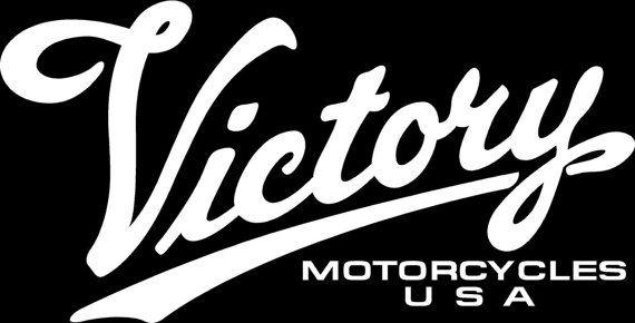 Victory Motorcycles Die Cut Vinyl Decal Victory Motorcycles And Cars - Vinyl for motorcycles