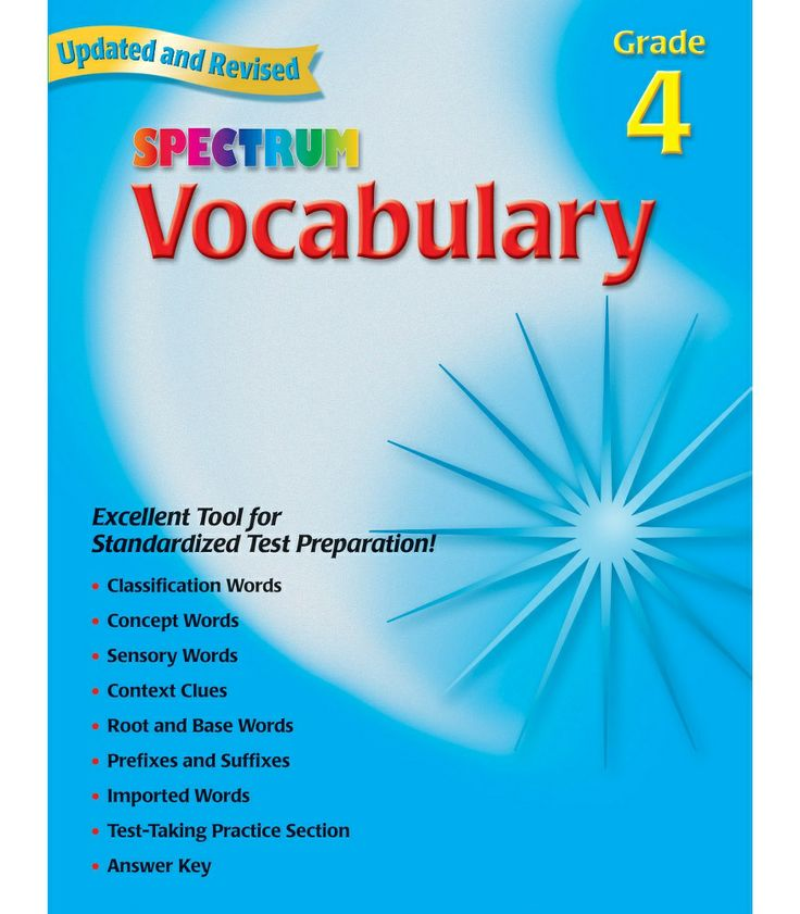 22 best my carson dellosa holiday wish list images on pinterest cdwish13 spectrum vocabulary makes word analysis and vocabulary building easier than ever the lessons fandeluxe Gallery