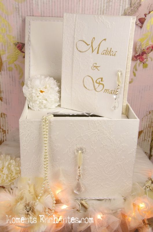 urne, urne de mariage Moments Enchantes