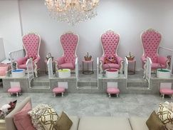 Groupon - Spa Day Packages for Ages Three to Tween at Glitter And Glam (Up to 38% Off). Three Options Available. in Manor Section. Groupon deal price: $29.50