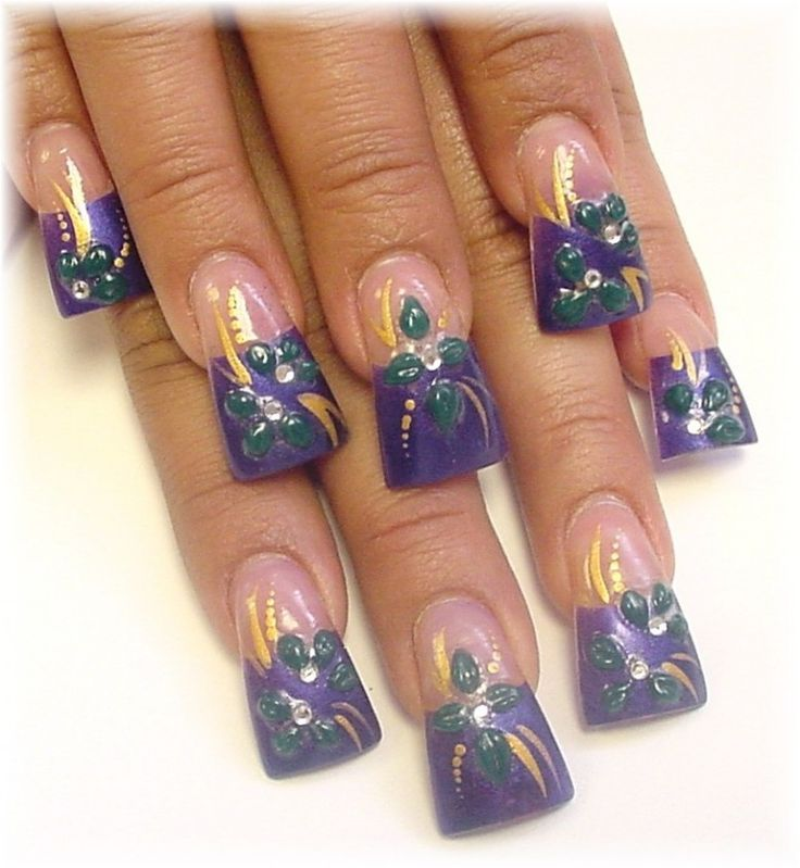 23 best Fake Nail Arts images on Pinterest | Belle nails, Cute nails ...