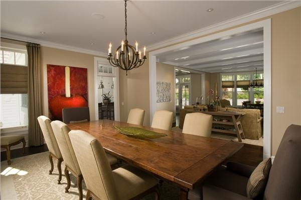 Contemporary (Modern, Retro) Dining Room by Susan Fredman