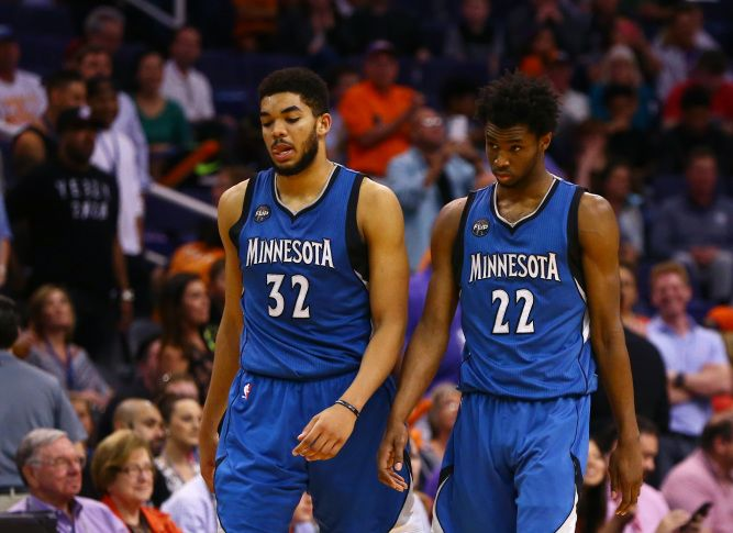 Until the February 18 trade deadline, the Minnesota Timberwolves' bench was the third highest-scoring in the league. Only New Orleans and San Antonio had been better. Having Zach LaVine, Shabazz Muhammad, and even Kevin Martin…