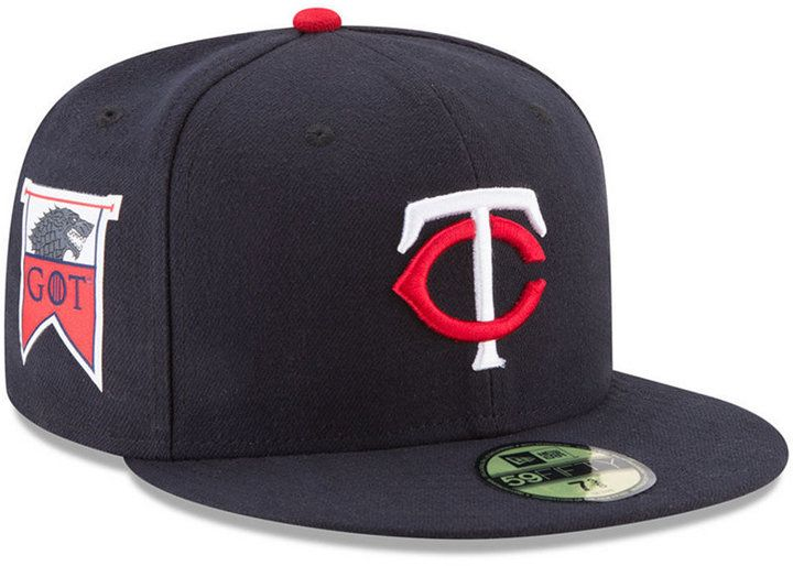New Era Minnesota Twins Game of Thrones 59FIFTY Fitted Cap