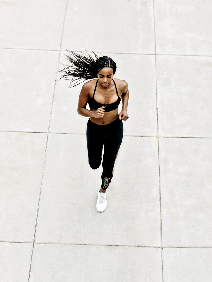 UOGoals: Run an extra mile. UO Goals: Get Moving with Tiffany Lighty