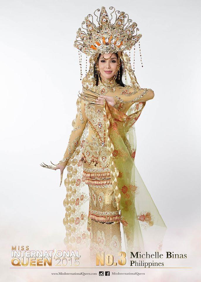 Miss International Queen 2015 Costume & Talent Contest - Ladyboy Life