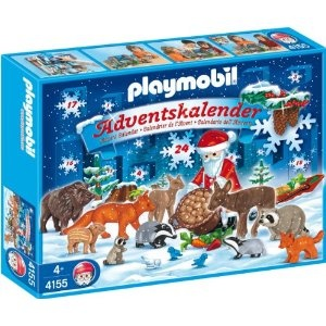 Playmobil Advent Calendar: Xmas in Forest