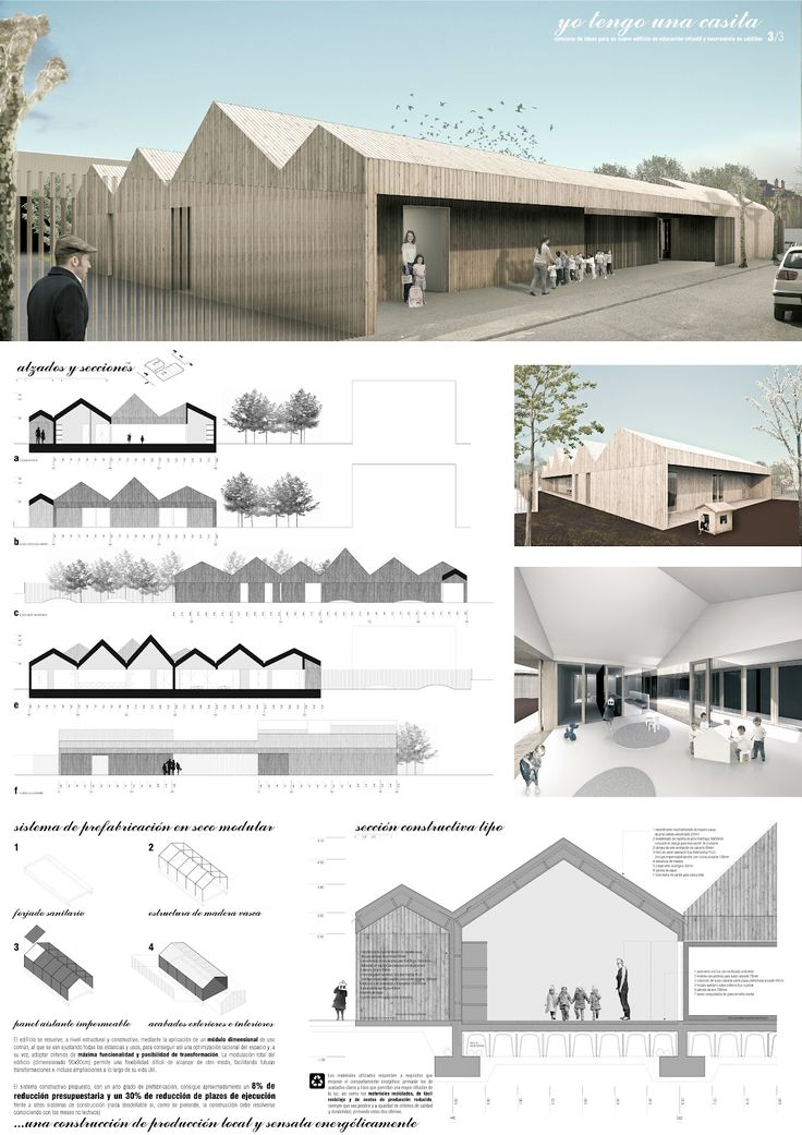 M s de 25 ideas fant sticas sobre laminas de presentacion for El concepto de arquitectura