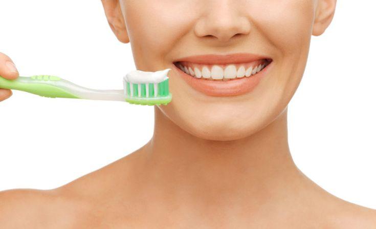 Denti sani: la giusta spazzolata!