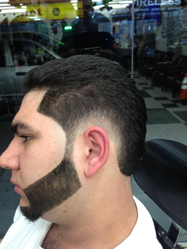 Burst Fade Mohawks Burst Fade Cool Hairstyles Hair