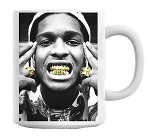 Amazon.com: ASAP Rocky Goldie Mug