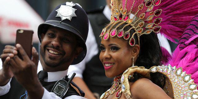 Le Carnaval de Notting Hill le 29 août 2016.