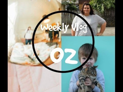 Hiya My second weekly vlog, Any guesses on what I said that was gross? Let me…