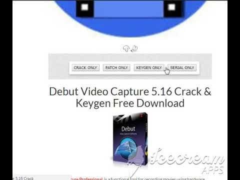 NCH Debut Video Capture Software Pro 10.1 Beta + Crack download