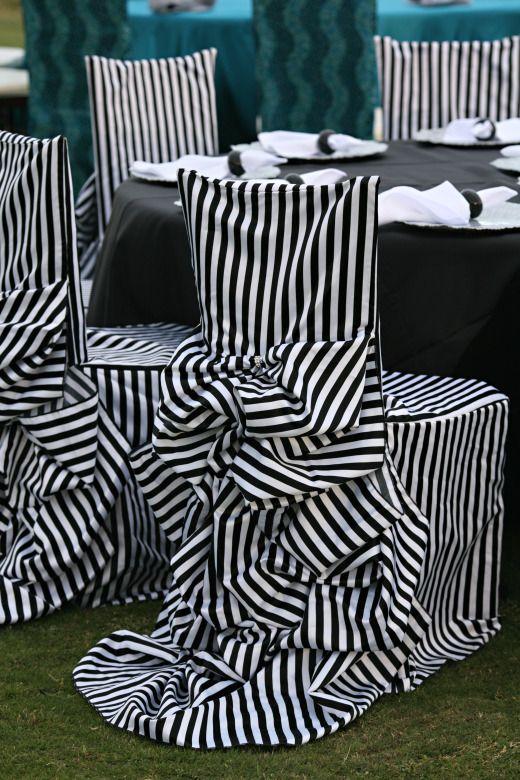 Los Cabos Wedding Chair Backs + Linens + Napkins | Living Art Floral design