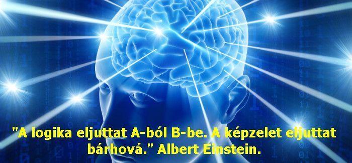 Albert Einstein idézet.