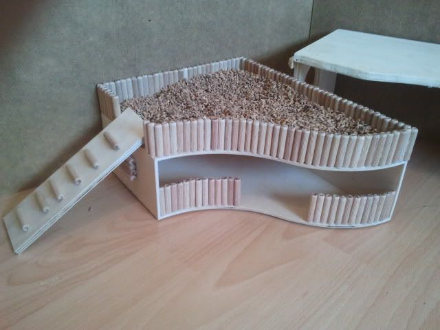 Project IKEA - Platform/Level - Page 6 - Hamster Central