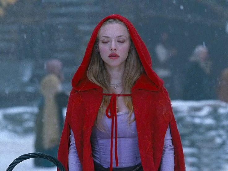 Beautiful Red Riding Hood